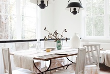 Dinning rooms / by GGs Boards