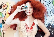 Fashion Photography II / by Kristen Vinakmens