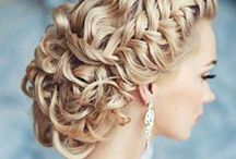 Hair / Wedding hair inspiration from The Waterview