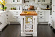 Kitchens. -Heart of the Home- / by GGs Boards