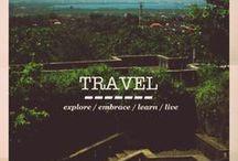 Travel Quotes / Explore. Dream. Discover.