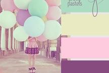 Pretty Pastels / by na dia