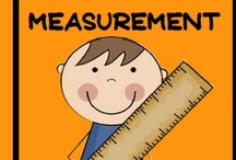 Measurement / by Colette Pudwill