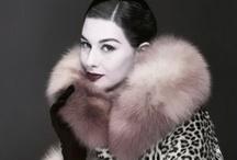 Fifties Glamour / by Kristen Vinakmens