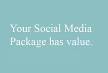 ".social media 101. / Tips for Blogging, Pinterest, Twitter, etc. / by Celia @ ""After Orange County"""