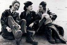 1939-1945 WWII / by Kate {Beatriz Aluares}