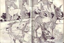 Art & travel book / Moleskine Livre de dessin Croquis Souvenir Voyage