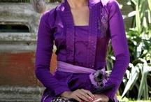 Kebaya Indonesian Traditional Dress ✪✪ / by Anne レotusⓅurple ⚘ ♡