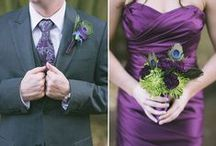 Colors: Purple / Romance, nobility, and luxury. Color Inspiration from The Waterview