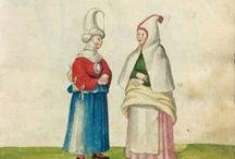 Clothing & Culture: Basque Country & Navarre / Cantabria, Santander, Asturia, Pamplona, Navarre, Gascones / by Kate {Beatriz Aluares}