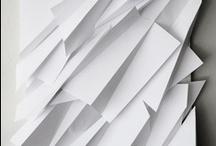 pliage / Pop up Pliage dynamique Papier