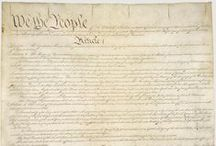 Our Founding Documents / The Declaration of Independence, The Constitution of the United States, and the Bill of Rights are on display every day at the National Archives in Washington, DC.