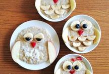 Yummy Life: Play With Your Food / DIY creative food projects for kids!
