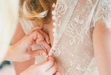 Wedding - Dress, decor & invites