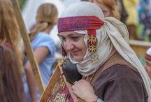 Clothing: Early Slavic / by Kate {Beatriz Aluares}