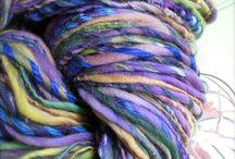Crochet yarn / by Cheryl Askeland