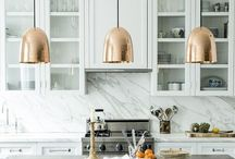 Kitchens / by Kristen Vinakmens