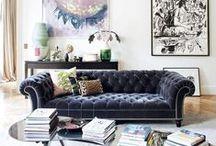Living Rooms / by Kristen Vinakmens