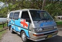 LOW TOP CAMPERVANS / The best budget low top campervans for travelling