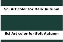 Color Of The Year 2016 / My colors :) dark green, deep green, forest green, pine green, hunter green.... petrol... marine navy