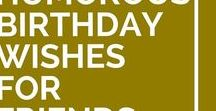 Creative Cards and Birthday Celebrations for Adults Ages 21+ / The Best Blessed Day of theYear