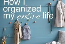 House-cleaning, decluttering & organizing / by Nancy Teasdale