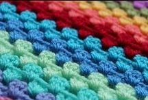 Crochet / by Vickie Peck