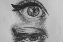 Drawing inspiration / The more you draw, the more confident your drawings.  / by Becky Brunton