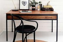 Home Decor / home inspiration, home decor, home decorating, office spaces, decorations