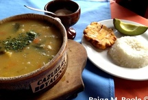 Colombian Foods and Drinks / The foods and drinks in Colombia are delicious! This board has everything yummy in Colombia.