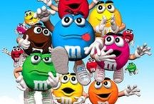M&Ms / by Marie Hines