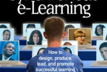 eLearning Books / The books I have pinned here are part of my personal library. These are outstanding guides and references for the teacher engaged in online learning.