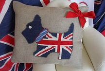Oh, Britannia! / All things British...starting with the Union Flag