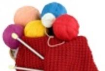 Knitting and crochet patterns / by Christen Albrecht