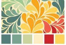 Color palettes we <3 / by Ashton McKenzie