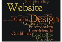 Website Designs / Web pages, resources, and inspiration gallery of homepages, design, website designs and templates to use when I teach my electronic marketing courses. / by Linda Ralston