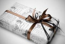 Wrap Your Books in Style / Giving a book as a gift? Wrap it in style! Check out these fun ways to make your book-giving extra fun and memorable! / by Barefoot Books