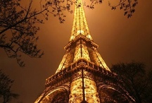 Tour d'eiffel / The beautiful Eiffel Tower, Paris. One of my favourite places in the world.
