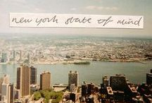 Beautiful Cities: New York / Visited this beautiful city for the first time in 2013 and about to go back. Love.