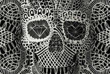 Skull / Everything skull / by Karine Bosse