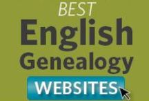 Genealogy England / by Wendy Ackerman