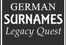Genealogy Germany / by Wendy Ackerman