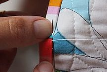 Quilting tips and tutorials