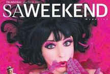 saweekend magazine / The faces, places and behind the scenes action at weekly Saturday magazine saweekend. We are passionate about South Australia. Find us everty Saturday in The Advertiser.  / by saweekend magazine