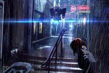 Cyberpunk / by Cyril Castera