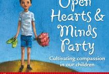 Open Hearts & Minds Party Inspiration / Ideas for refreshments and activities for the Open Hearts and Minds party! / by Barefoot Books