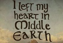 Hobbits and more ...... / leaving reality -- just for a while / by Vickie Peck
