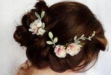Wedding Idears - Bride Style (Hairs) / by Ashton McKenzie