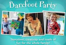 Barefoot Family Party Activity Ideas / by Barefoot Books