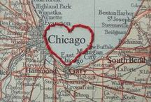 Beautiful Cities: Chicago / About to visit - beyond excited!